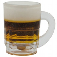 Magnet. Beer Glass.