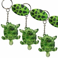 Key Holder. Rainbow Lite. Sea Turtle.