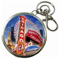 Keyholder. Locketbox. Metal. IL. Chicago