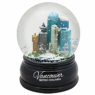 Waterglobe. Glass. 65 mm. ZM. Vancouver. Executive.