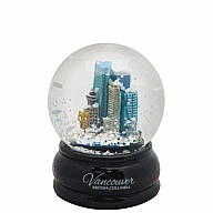 Waterglobe. Glass. 45 mm. ZM. Vancouver. Executive.