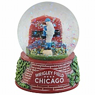 Waterglobe. Glass. 65 mm. IL. Chicago. Wrigley Field.