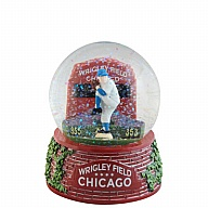 Waterglobe. Glass. 45 mm. IL. Chicago. Wrigley Field.