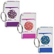 Key Holder. Aqua Mesmerizer. Solo Spinner. Swirl.