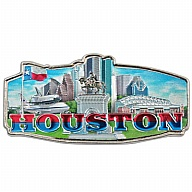Magnet. Metal. Foil. TX. Houston.