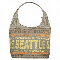 Handbag. WA. R.R. Seattle. Tan. BSE504-D.