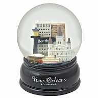 Waterglobe. Glass. 65 mm. LA. New Orleans. Executive.