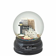 Waterglobe. Glass. 45 mm. LA. New Orleans. Executive.